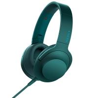 索尼(SONY)MDR-100AAP h.ear系列耳机 翠绿色