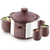九阳(Joyoung)电炖锅家用全自动智能预约2.5L紫砂内胆D-25G1