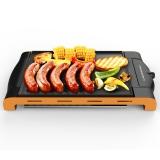 利仁(Liven)电烧烤炉家用电烤盘烧烤机无烟不粘韩式烤肉锅KL-J3601