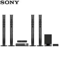 索尼(SONY) BDV-N9200W 音响 家庭影院组合 5.1声道 3D蓝光播放 磁流体扬声器 无线环绕 黑色