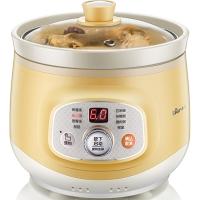小熊(bear)电炖锅 电炖盅微电脑BB煲煮粥炖汤煲汤锅 DDG-D20M1 2L