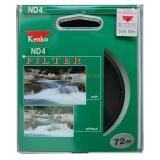 肯高(Kenko)ND4-72mm 中性灰度镜