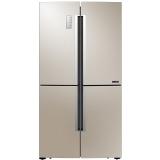 容声(Ronshen) 633升 十字对开门冰箱 智能APP 纳米杀菌 变频 风冷无霜 伯雅钢 BCD-633WKK1FPMA