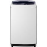 容声(Ronshen) 6公斤 全自动波轮洗衣机 立体喷瀑 10段水位8种程序 一键桶自洁 XQB60-L1028