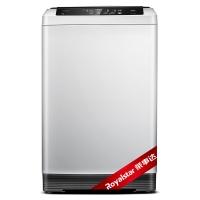 荣事达(Royalstar) 8公斤 全自动波轮洗衣机 智能全模糊控制 随心自编程序 亮灰色 WT810S0R