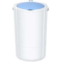 统帅(Leader)海尔统帅3公斤迷你单桶洗衣机 单洗生活 节能洁净 TPM30-1108