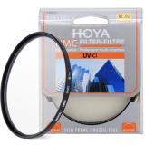 保谷(HOYA)uv镜 滤镜 UV镜  82mm HMC UV(C) 专业多层镀膜抗紫外线超薄滤色镜