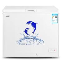 澳柯玛(AUCMA)208升冷藏冷冻转换变温冷柜 冰柜 BC/BD-208HNE