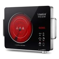忠臣(loyola)电陶炉电磁炉家用双控三环火不挑锅静音无辐射升级有童锁LC-E109S