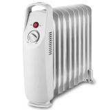 澳柯玛(AUCMA)NY10D527-9 9片迷你电热油汀取暖器/电暖器/电暖气