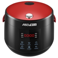 愛仕達(ASD)電飯煲2L迷你小容積 蛋糕酸奶多功能 24小時智能預約電飯鍋 AR-L2002E