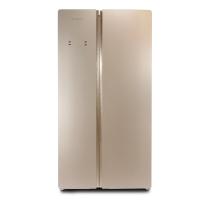 万宝(Wanbao) 519升 变频风冷无霜对开门冰箱 智能数显 精准控温  金色BCD-519WPC