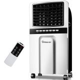 赛亿(Shinee)遥控冷风扇/空调扇/电风扇/冷气扇/家用移动空气净化加湿单制冷风机LG-04ER