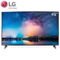 LG 49LG63CJ-CA 49英寸超高清4K IPS硬屏主动式HDR 智能平板液晶电视机(黑色)