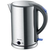 飞利浦(PHILIPS)电水壶 304不锈钢1.7L大容量带PTC保温功能 HD9319/21