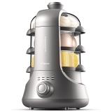 德尔玛(Deerma)煮蛋器自动断电蒸蛋多功能四层大容量ZD02