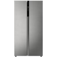 美的(Midea)525升 变频风冷智能对开门冰箱 中央智控 快速深度制冷 节能 星际银 BCD-525WKPZM(E)