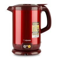 象印(ZO JIRUSHI)电热水瓶家用 电热水壶 CK-EAH10C 1L电水壶(红色)
