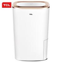 TCL 除湿机/抽湿机 除湿量16升/天 适用面积18-32平方米 噪音42分贝 家用静音干衣净化抽湿器 DED16E