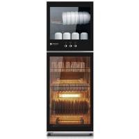 德玛仕(DEMASHI)消毒柜 高温 消毒碗柜 商用 消毒柜立式 ZTP338K-2
