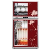 美的(Midea) 二星级 80系列立式家用消毒柜/碗柜MXV-ZLP80K03