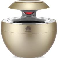 华为(HUAWEI)小天鹅无线蓝牙免提通话音箱4.0 便携户外迷你音响AM08(香槟金)