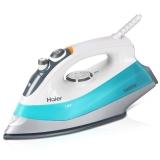 海尔(Haier)电熨斗 1600W 陶瓷底板 五档控温 自动清洗 家用手持迷你YD1618