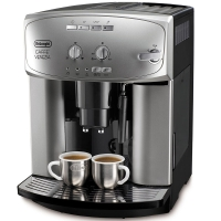 意大利德龙(Delonghi)  ESAM2200.S 全自动咖啡机 意式 家用 商用 欧洲原装进口 泵压 自带打奶泡系统