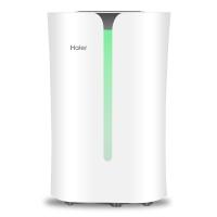 海尔(Haier) 抽湿机/除湿机 除湿量24升/天 适用面积12-48平方米 家用/工业静音地下室吸湿机 DE24A