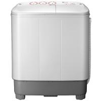 小天鹅(Little Swan) TP75-V602 7.5公斤 半自动双缸洗衣机(灰色)