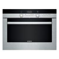 西门子(SIEMENS)HB84H500W 嵌入式微波烤箱 (不锈钢色)