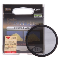 肯高(KenKo)kenko C-PL SLIM 超薄偏振镜 52MM