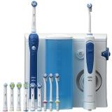 博朗 歐樂B(Oralb)電動牙刷 電動潔牙器 OC20 成人口腔護理沖牙器 洗牙器水牙線洗牙機 配刷頭11支