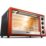 格兰仕(Galanz)烤箱家用多功能烘焙30升/L 上下独立控温带转叉热风 K1