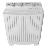 康佳(KONKA)8公斤 半自动洗衣机 双缸(白色)XPB80-752S