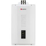 能率(NORITZ)10升智能極速恒溫 低水壓啟動 燃氣熱水器 GQ-10A3FEX(天然氣)(JSQ20-A3)