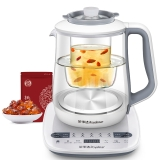 荣事达(Royalstar)养生壶玻璃加厚燕窝壶煮茶壶煮茶器电水壶2L全自动多功能YSH2028