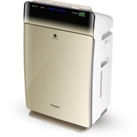 松下(Panasonic)加湿型家用空气净化器 F-VXG70C-N 除甲醛过敏原二手烟除雾霾PM2.5 节能导航离子杀菌