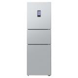 西門子(SIEMENS) 306升 風冷無霜 三門冰箱 空氣過濾 LCD液晶屏(銀色)BCD-306W(KG32HA26EC)