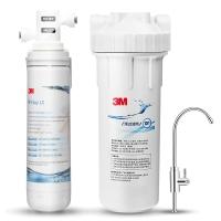 3M AP EASY LC型家用净水器0废水母婴直饮1.8升大流量净水机