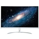 康佳(KONKA)KD2701 27英寸曲面1800R曲率 微边框液晶显示器