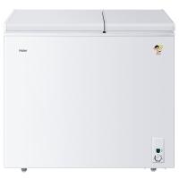 海尔(Haier) 178升 大冷冻小冷藏 双箱双温区冰柜 卧式冰箱 家用商用二合一 冷柜 FCD-178XHT