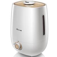 小熊(Bear)加湿器 5L大容量 静音卧室办公室空气增湿 家用迷你香薰加湿JSQ-A50U1