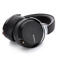 索尼(SONY)MDR-Z7 70mm高解析度HD驱动单元  立体声耳机 黑色