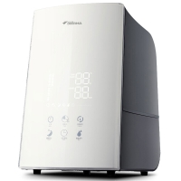 德尔玛(Deerma)加湿器 4.9L大容量 触控智能恒湿 静音办公室卧室家用加湿 DEM-F748