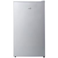 康佳(KONKA)95升 单门小冰箱 微冷冻室(银色)BC-95MN