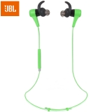 JBL Reflect BT 专业无线蓝牙运动耳机 线控可通话手机耳机 夜跑反光线 防脱落入耳式蓝牙耳机 绿色