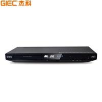 杰科(GIEC)BDP-G4350蓝光DVD3D4K播放机 4K上转换 内置WIFI USB/光盘/硬盘/高清HDMI CD/VCD播放器