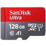 闪迪(SanDisk)A1 128GB 读速100MB/s 至尊高速移动MicroSDXC UHS-I存储卡 TF卡