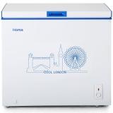 奥马(Homa) 201升 卧式变温冷柜 新1级节能  16KG大冷冻力 冷藏冷冻转换柜 伦敦蓝 BC/BD-201H